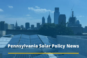 Exact Solar Pennsylvania Solar Policy News