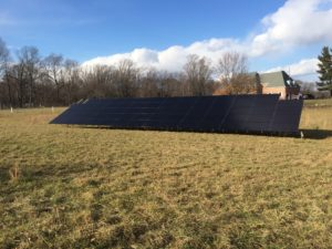 Solar Installation in Millstone NJ